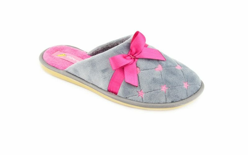 Pantofel damski bawełniany nr kat. 714 - sprzedaż hurtowa